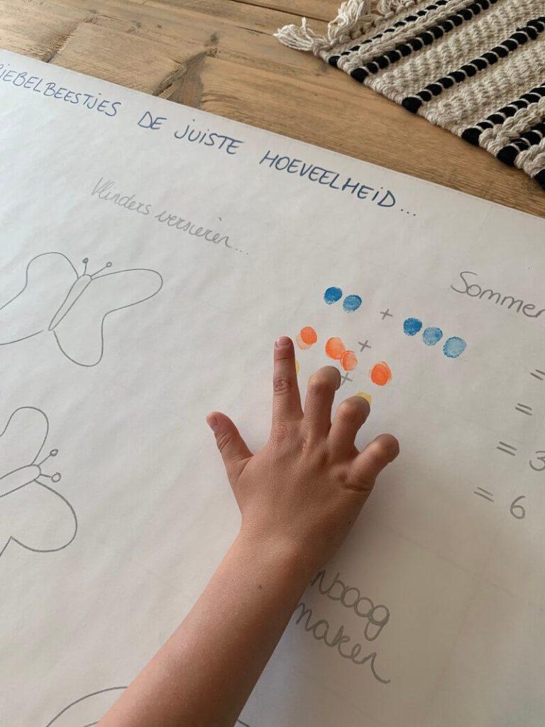 IMG 3960 768x1024 - 25+ manieren om de schrijfmotoriek van je kind te oefenen