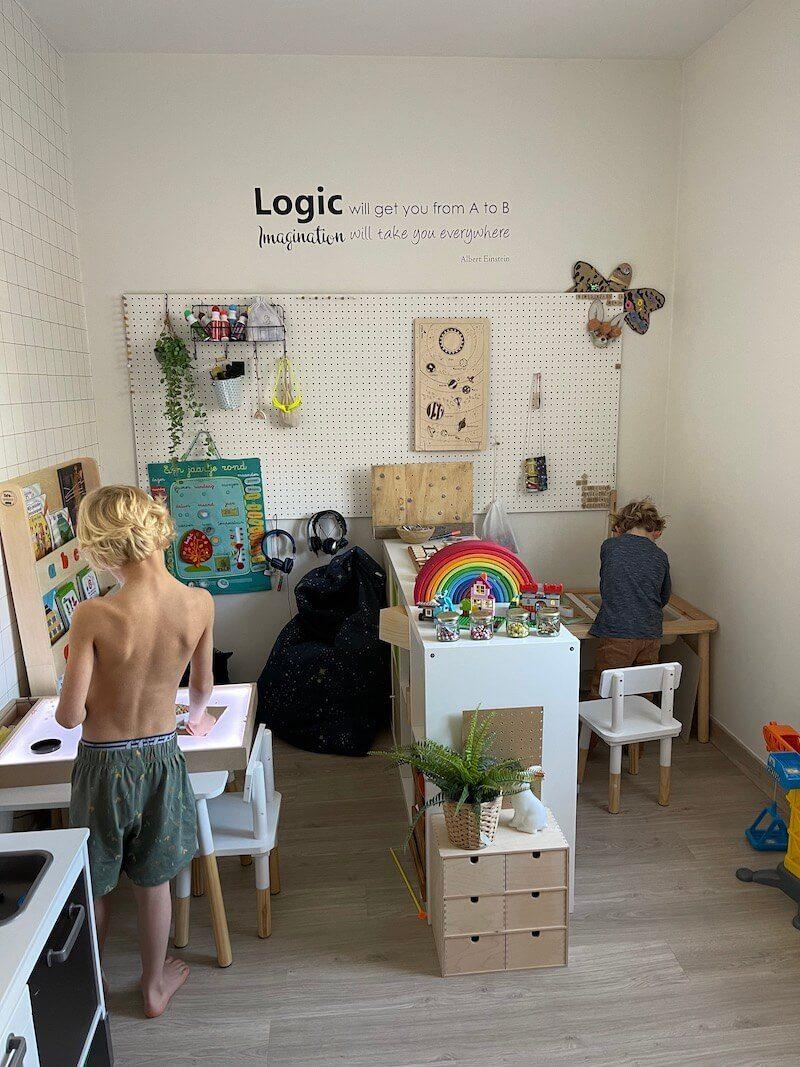 speelgoed opruimen - unicorns & fairytales