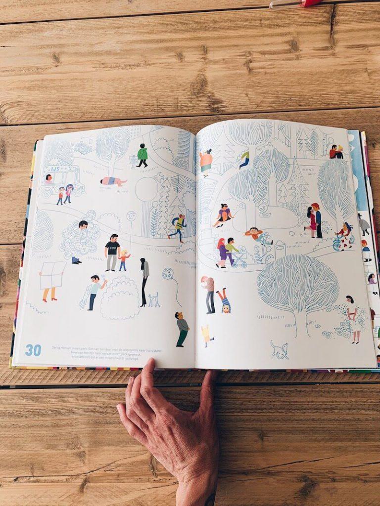 origineel zoekboek - unicorns & fairytales