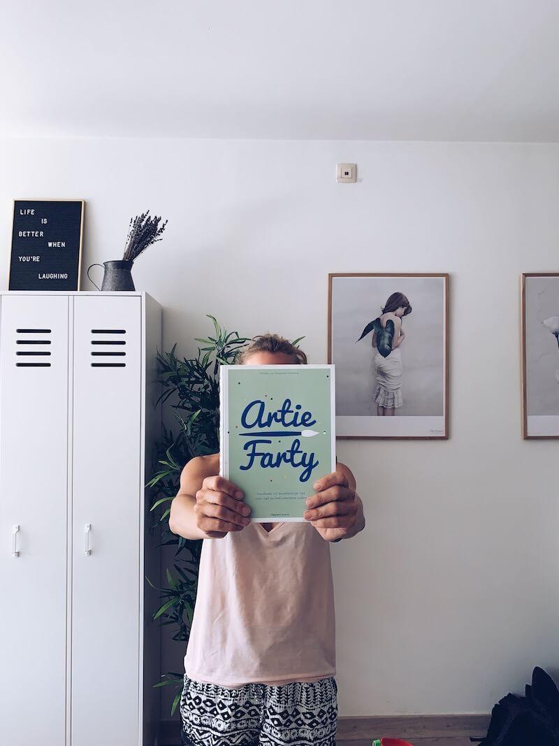 creatieve boeken om te knutselen