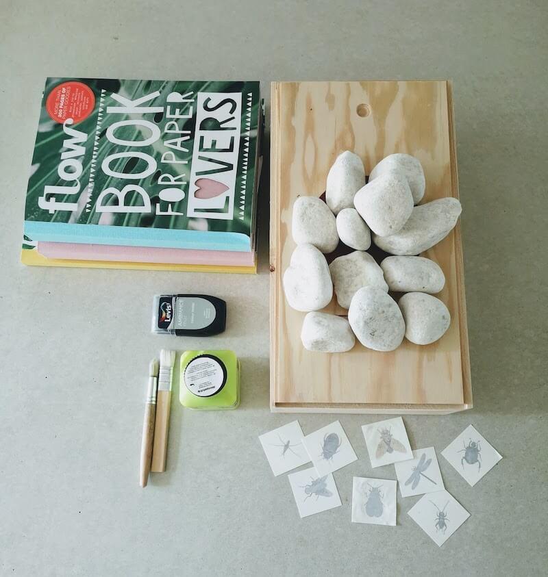 Materialen DIY - Vertelstenen zelf maken en hoe je ze kunt inzetten voor verschillende thema's
