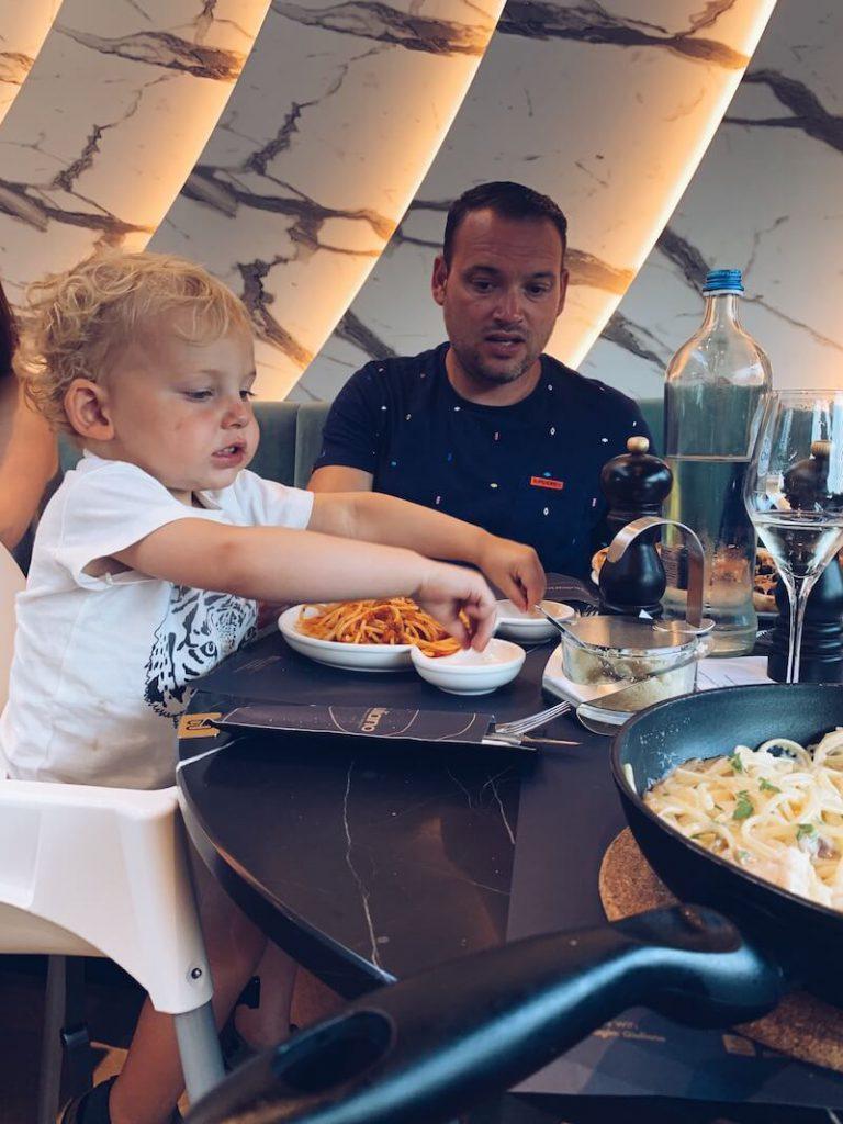 Giuliano Italiaans restaurant Genk - unicorns & fairytales