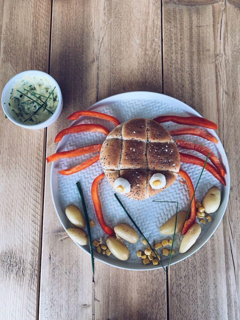 1A25DB2B 6B17 4ECF AEFC CCF14E6E9F98 768x1024 - Heerlijke creatieve receptjes met vis waar je kids van smullen