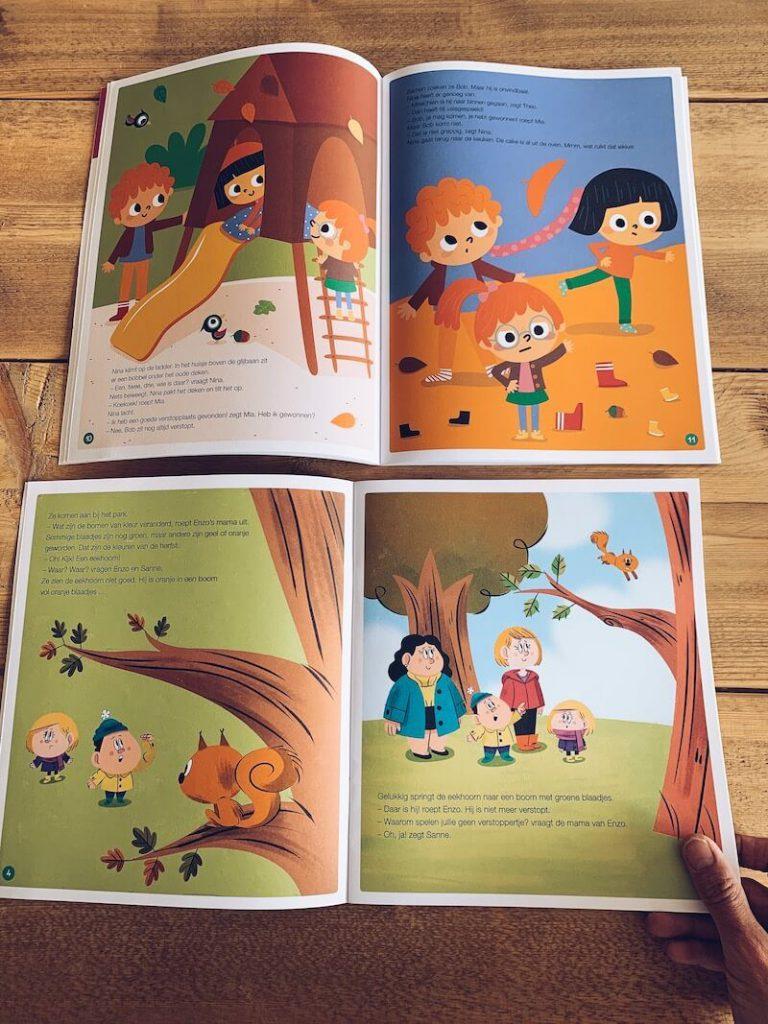 406E87E9 58AB 4A63 8255 8864F8BD688D 768x1024 - Leerrijke en toffe tijdschriften voor kleuters: Doremi en Doremi MINI
