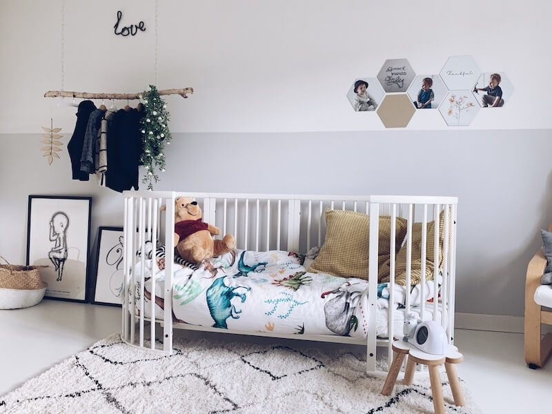 stokke sleepi - unicorns & fairytales