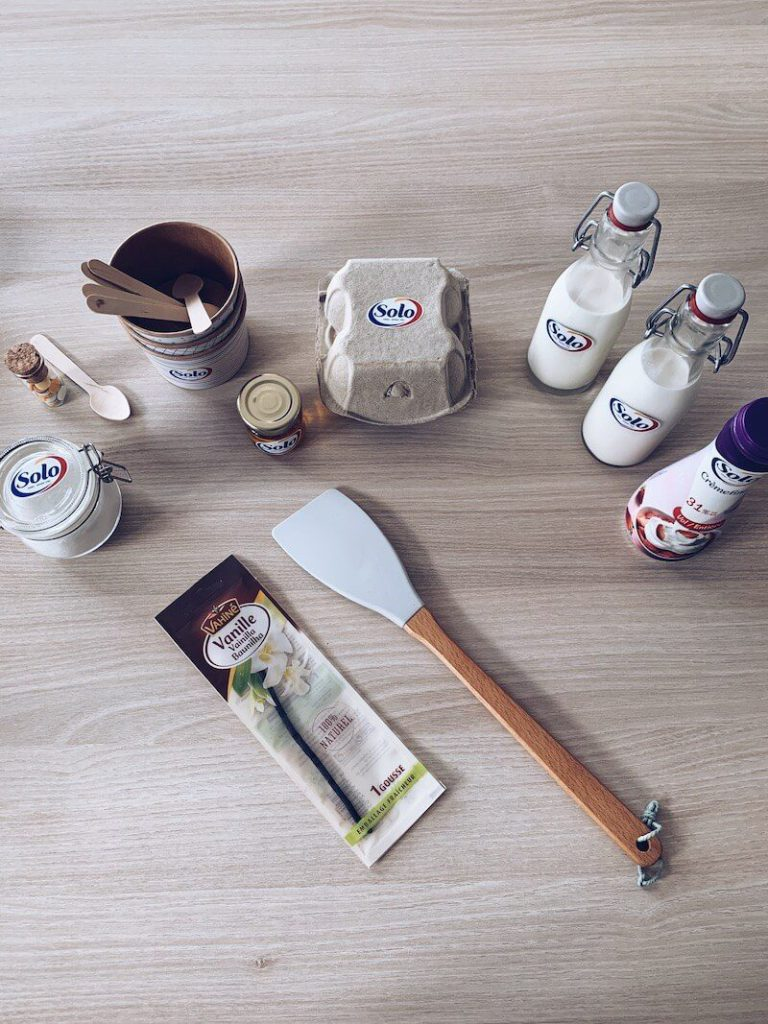 zelf vanille-ijs maken - unicorns & fairytales