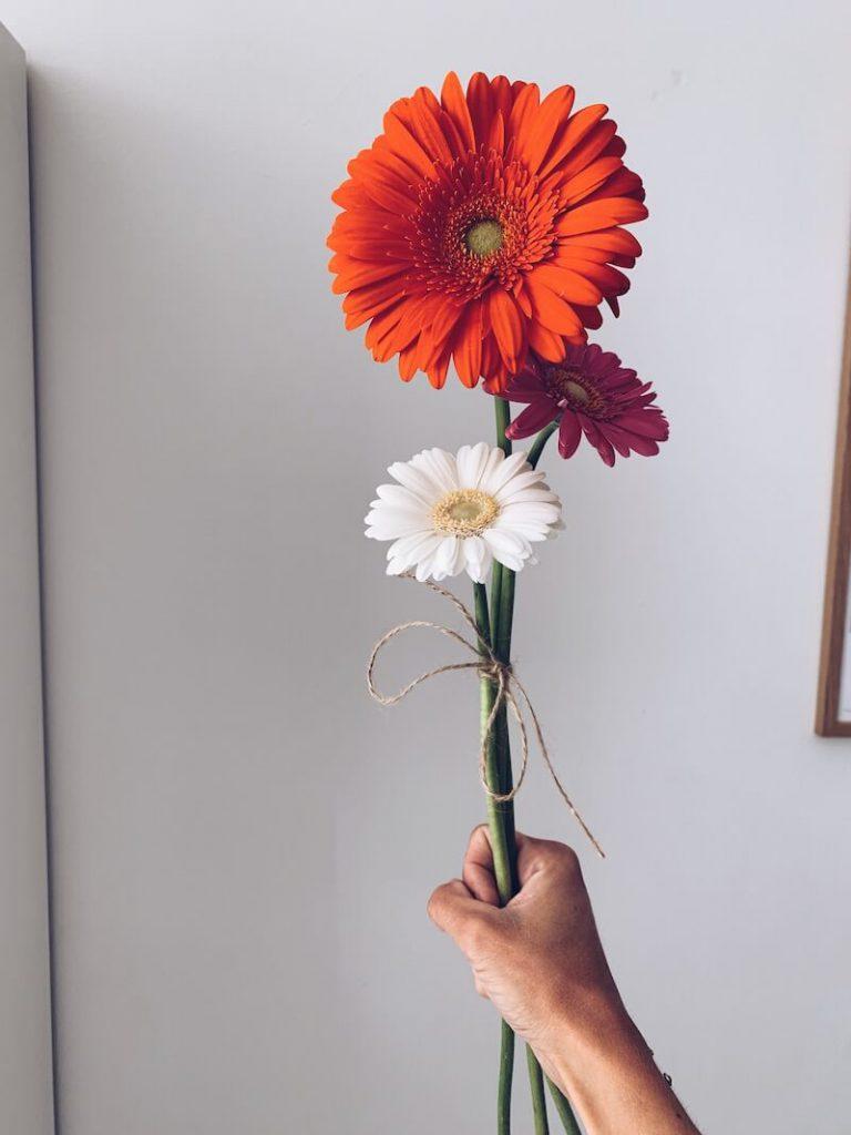 D97F69D6 F126 4596 8E3B 8EBC69B33F09 2 768x1024 - Bijzondere activiteit & bijzonder cadeau : ik liet een flower reading doen