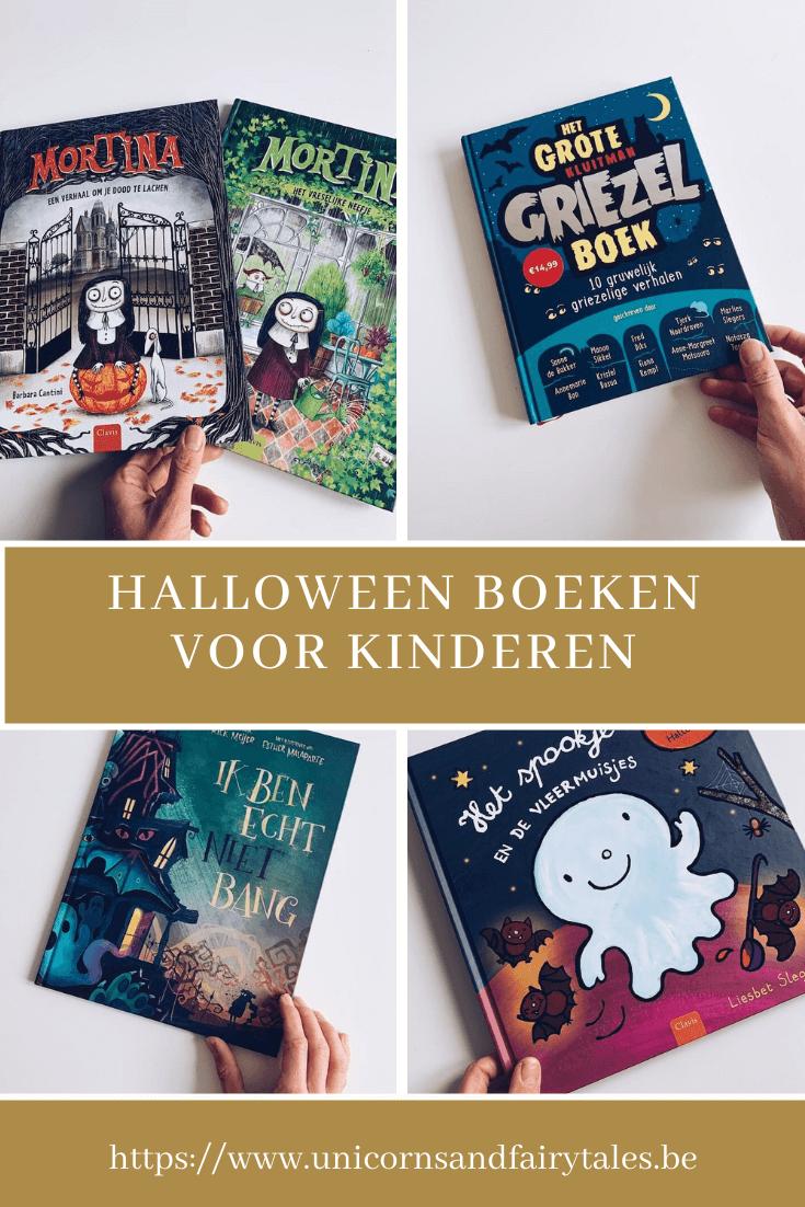 Halloween prentenboeken - unicorns & fairytales