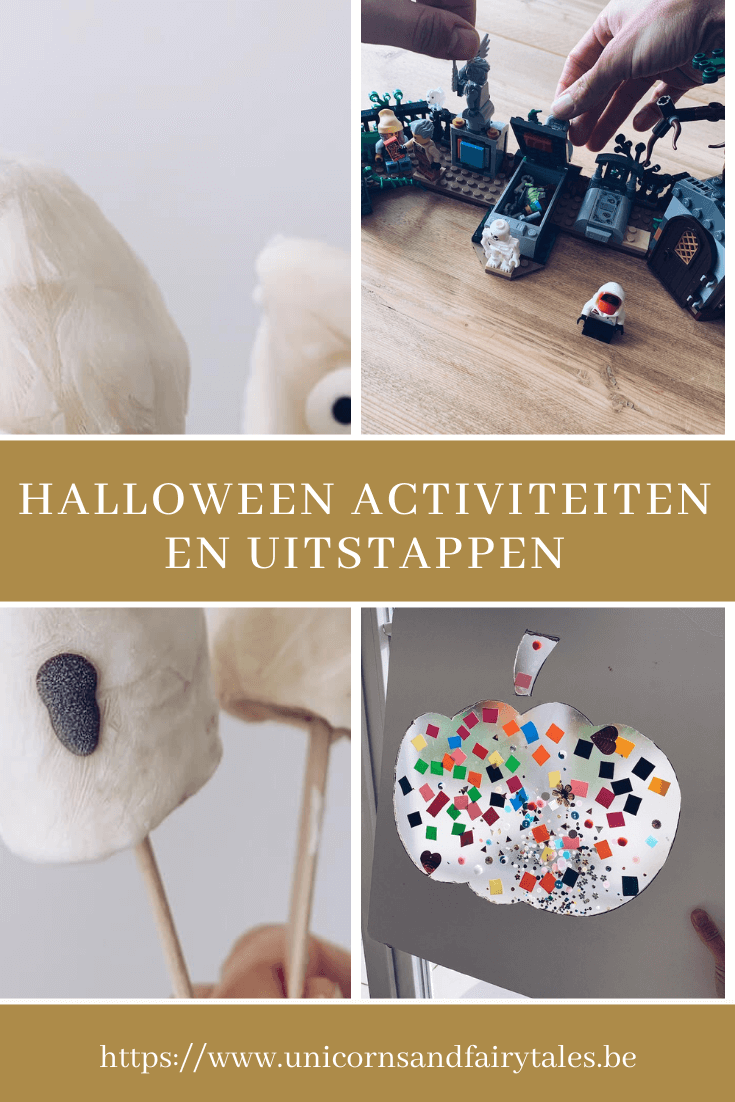 halloween activiteiten en Halloween uitstappen - unicorns & fairytales