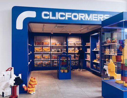 clicformers bouwspeelgoed - unicornis & fairytales