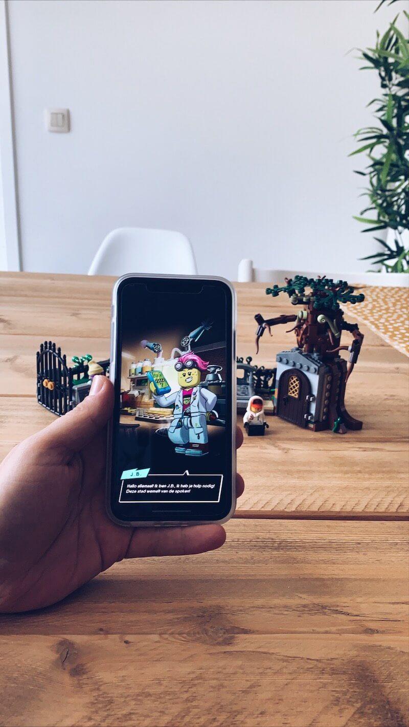 lego speelwerelden - unicorns & fairytales