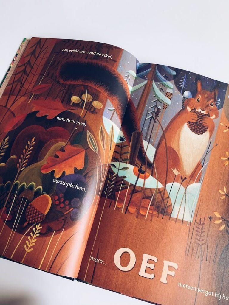 A5776651 B110 4346 9DAE 4D9A85EFE427 768x1024 - Leuke kinderboeken over de herfst voor grote en kleine kinderen