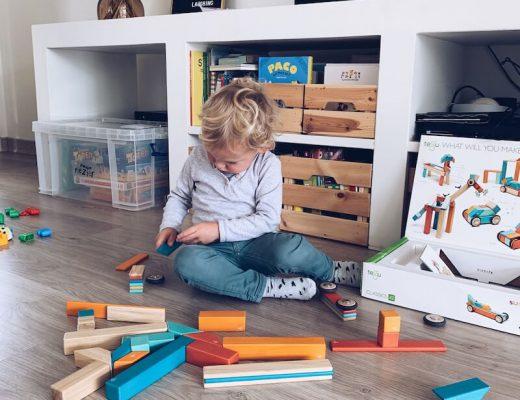 speelgoedabonnement speelgoedbox Puur Plezier - unicorns & fairytales