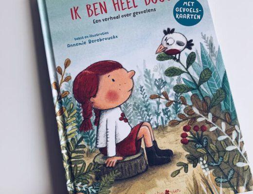 kinderboeken met thema gevoelens - unicorns & fairytales