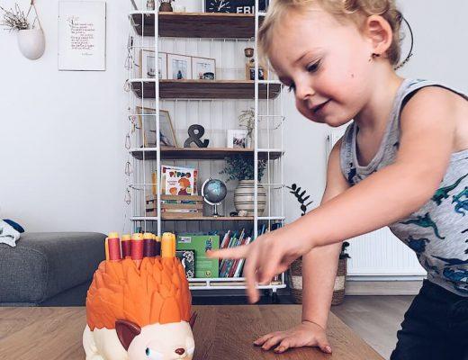 gezelschapsspellen voor kinderen - unicorns & fairytales