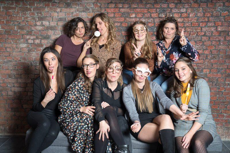 Photo 56 - Pré vrijgezellen party met de meisjes