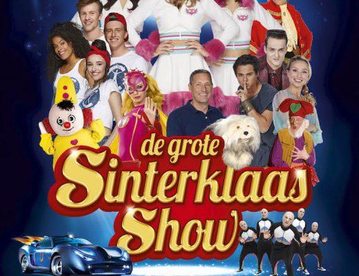 De Grote Sinterklaasshow - unicorns & fairytales