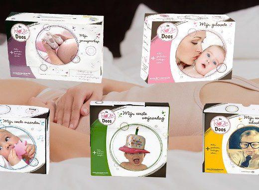gratis zwangerschapsdozen - unicorns & fairytales