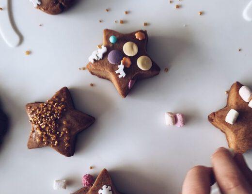 kerst traktaties kersthapjes - unicorns & fairytales