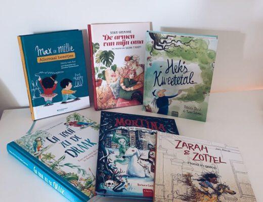 voorleesboeken voor kinderen - unicorns & fairytales