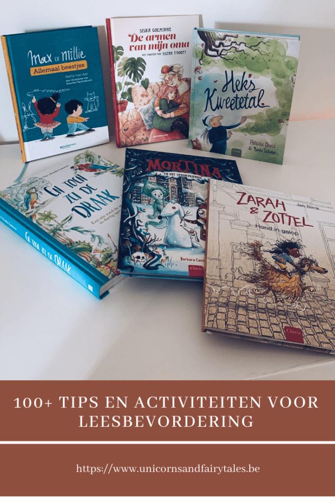 20x originele 10 683x1024 - 100 manieren om (begrijpend) lezen leuk te maken in de klas en thuis!