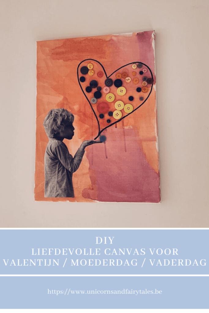20x originele 2 683x1024 - Een liefdevolle canvas knutselen voor Valentijn of moederdag/vaderdag