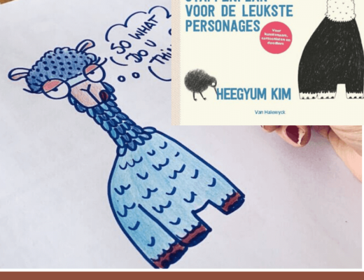 doodles tekenen - unicorns & fairytales