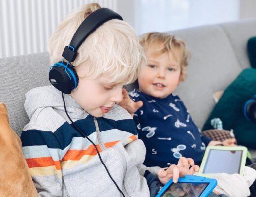 goede tablet voor kinderen - unicorns & fairytales