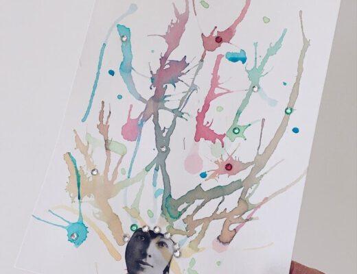ecoline blazen met rietje - unicorns & fairytales