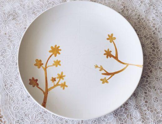 mokken versieren met porseleinstift - unicorns & fairytales