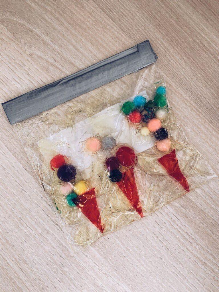 F13E0554 B976 4CDC B6D9 17341ED6816B 768x1024 - DIY | Sensory Bags maken om te spelen, tellen en schrijven