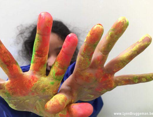 creatieve workshops voor kinderen - unicorns & fairytales