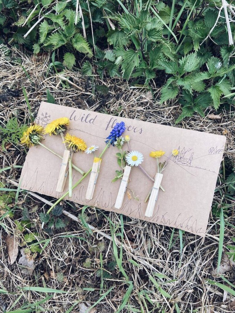 "88BCCBCC 13B9 47B8 9A8F C4494EAF0386 768x1024 - / DIY / Maak een eigen ""Flowergram"" en ga op bloemenjacht"