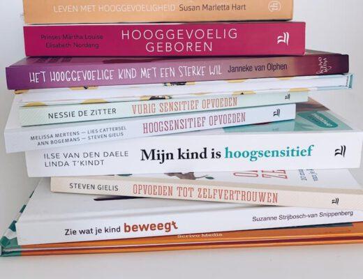 boeken over hoogsensitiviteit - unicorns & fairytales