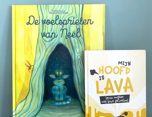 prentenboek hoogsensitiviteit - unicorns & fairytales