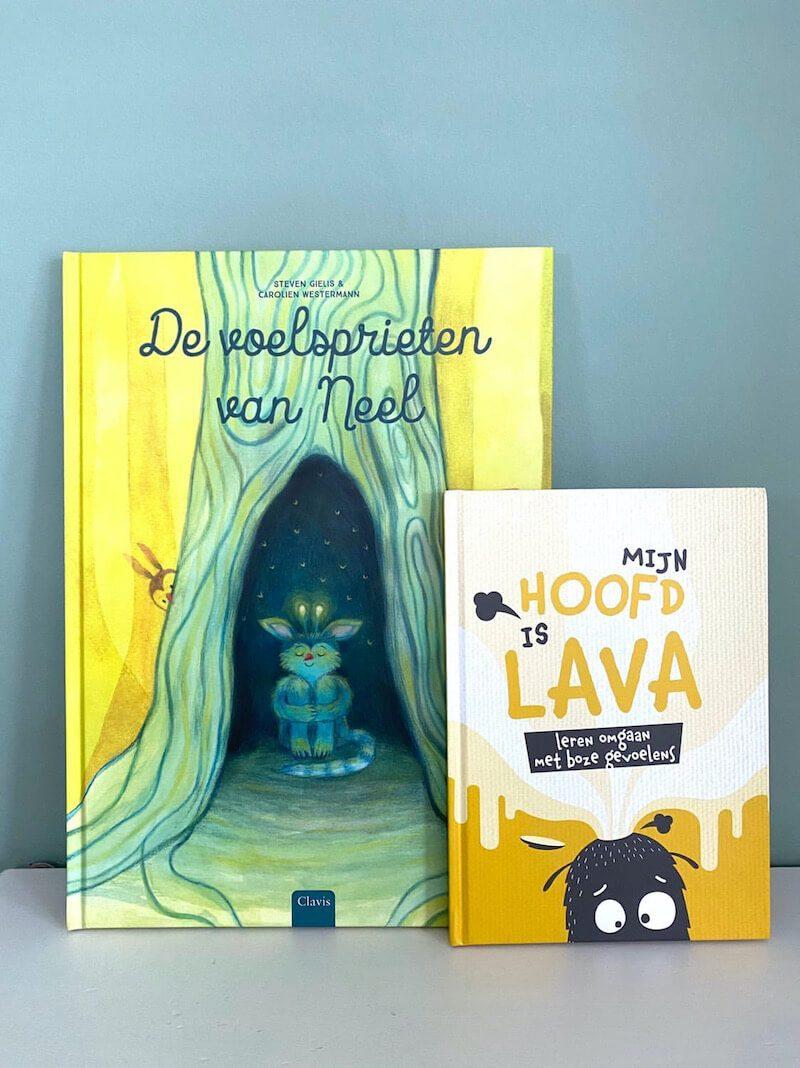 prentenboek hoogsensitiviteit - unicorns & fairytales