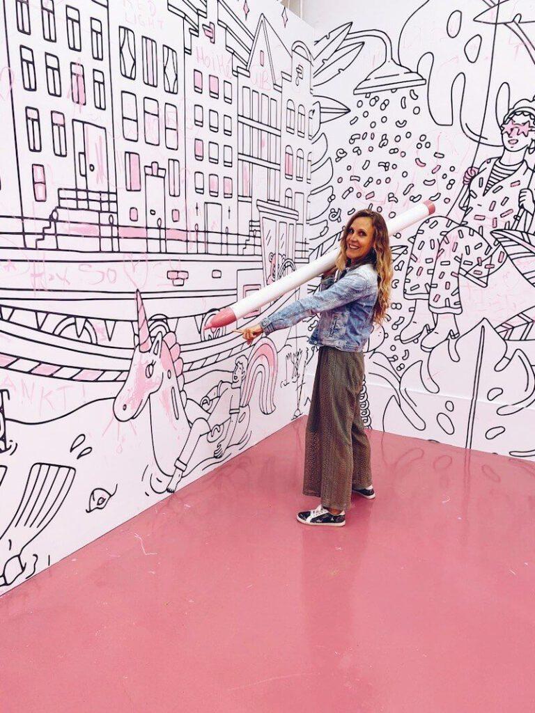 1EB30259 51C6 443B 93B1 2FE24927C542 35C42709 57AE 4BC1 B887 3C1933C013C9 768x1024 - WONDR Experience in Amsterdam: een kunstzinnige speeltuin voor volwassenen (en kids)