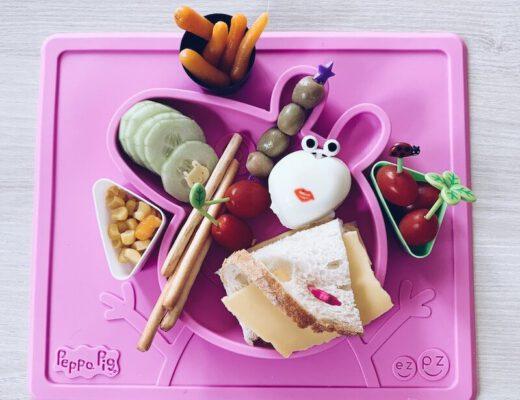 gezonde brooddoos samenstellen - unicorns & fairytales
