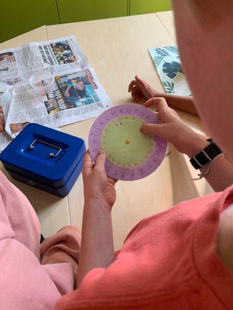IMG 5603 768x1024 - Escape room voor kinderen zelf maken : enkel tips en ideetjes