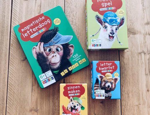 taalspelletjes spelen met taal - unicorns & fairytales