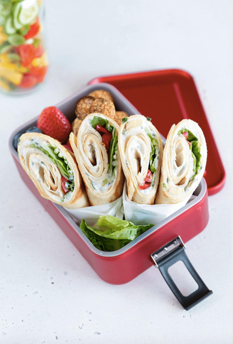 alternatieven in de lunchbox - unicorns & fairytales