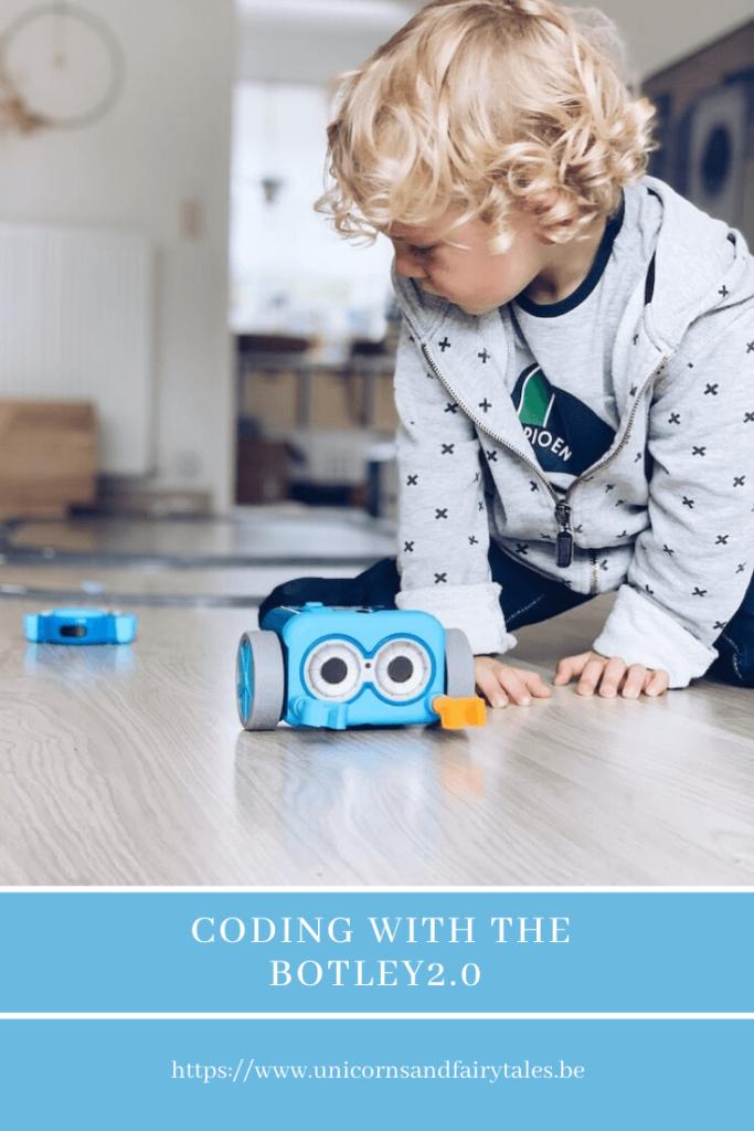 20x originele 2 2 683x1024 - STEM / Leer kleine kinderen al coderen met de programmeerrobot BOTLEY