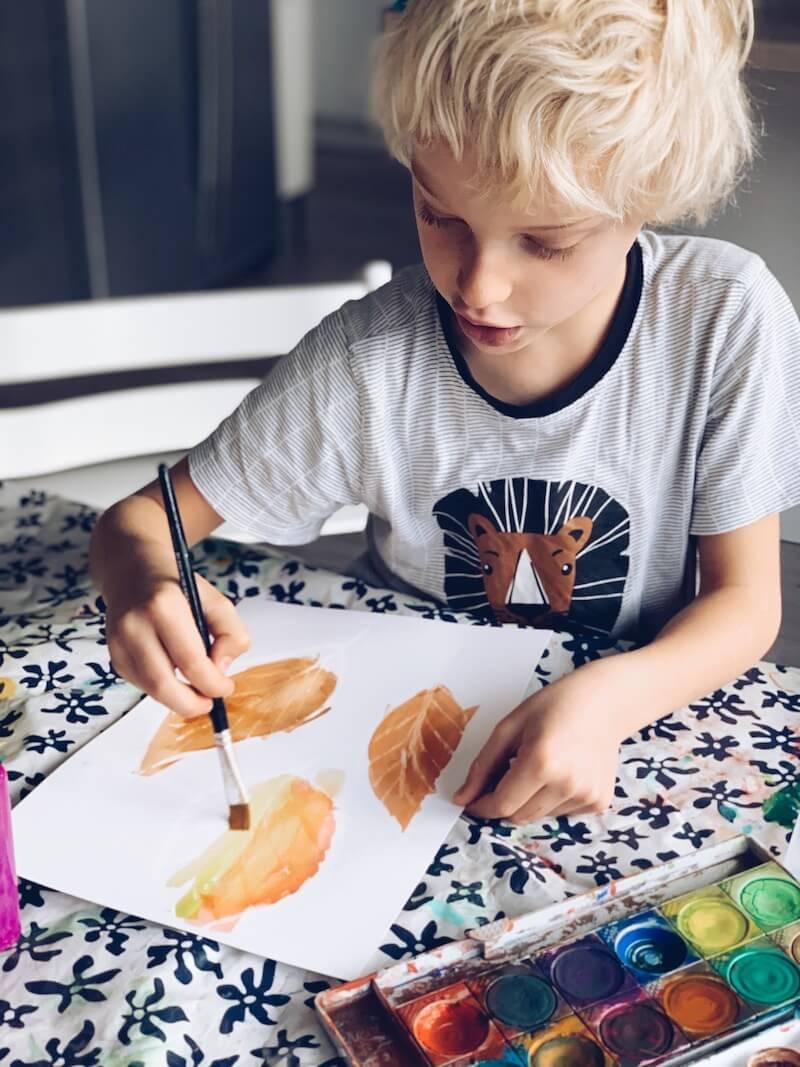 kunstendag voor kinderen - unicorns & fairytales