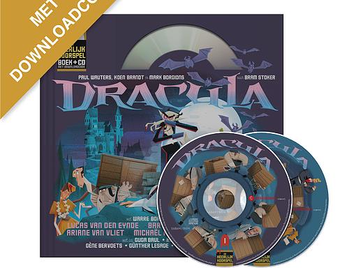 geluidshuis dracula hoorspel - unicorns & fairytales