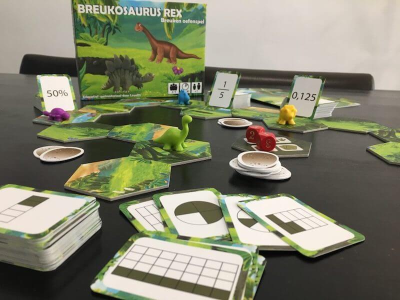educatieve spellen voor kinderen - unicorns & fairytales