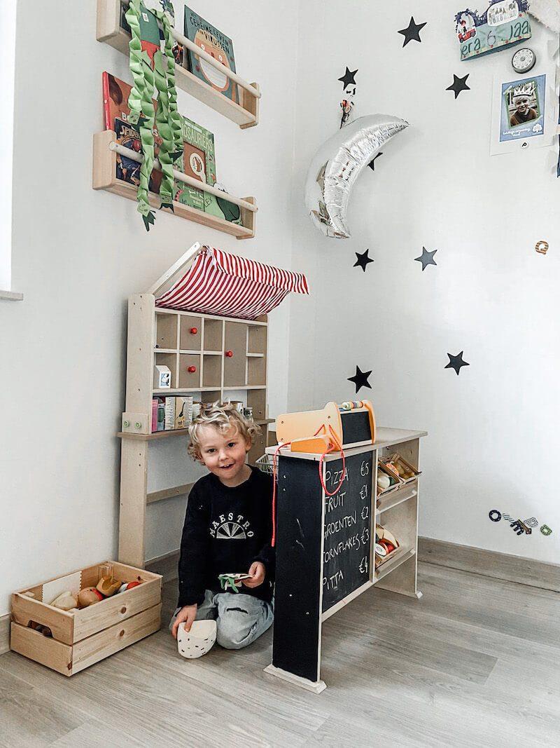 houten winkeltje pimpen - unicorns & fairytales