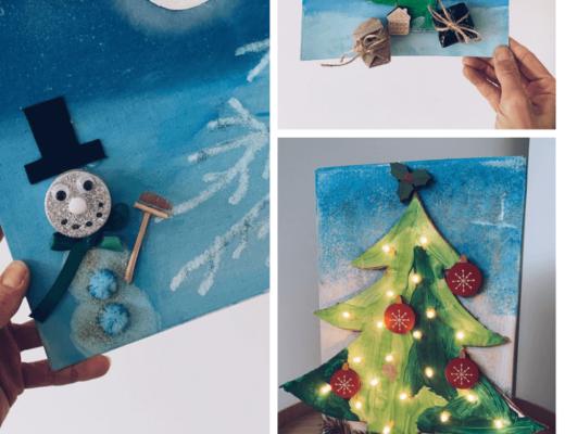 nieuwjaarsbrieven knutselen - unicorns & fairytales
