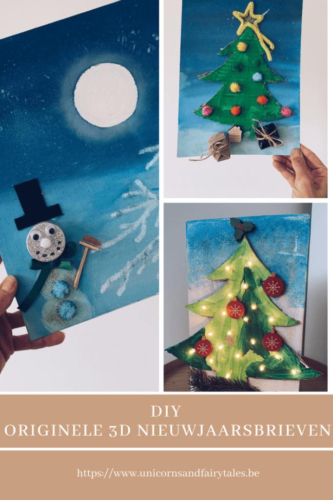 20x originele 12 683x1024 - 3D nieuwjaarsbrieven knutselen met kinderen
