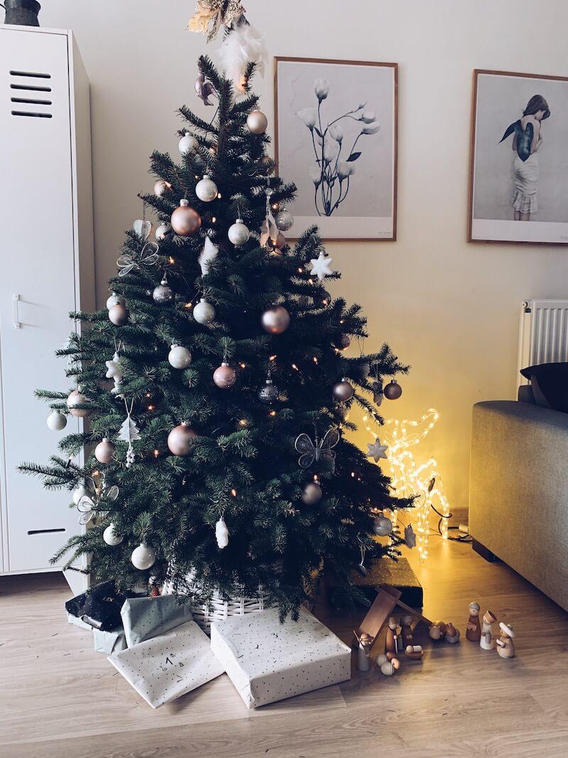 thuis kerst vieren - unicorns & fairytales