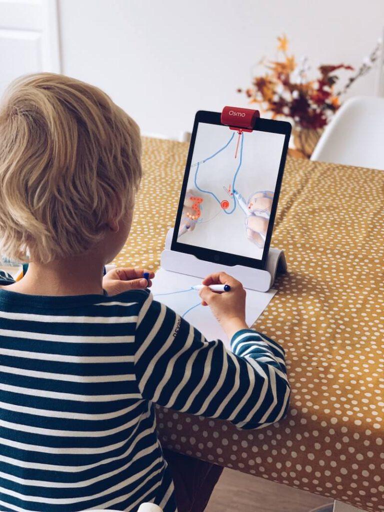 FullSizeRender 4 768x1024 - Educatief op de iPad met Osmo Genius starter kit!